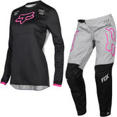 Fox Racing 2019 Ladies 180 Mata Motocross Jersey & Pants Black Pink Kit
