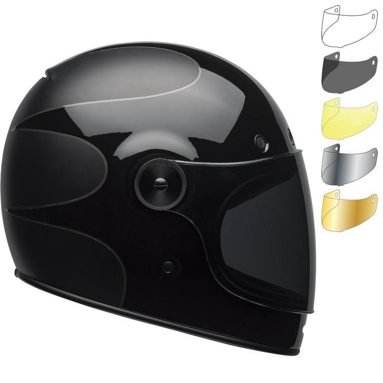 Bell Bullitt Boost Motorcycle Helmet & Visor