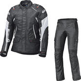 Held Molto Gore-Tex Motorcycle Jacket & Bene Trousers Black White Kit