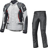 Held Molto Gore-Tex Motorcycle Jacket & Bene Trousers Grey Black Kit