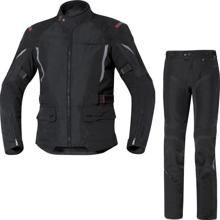 Held Cadora Gore-Tex Motorcycle Jacket & Manero Trousers Black Kit