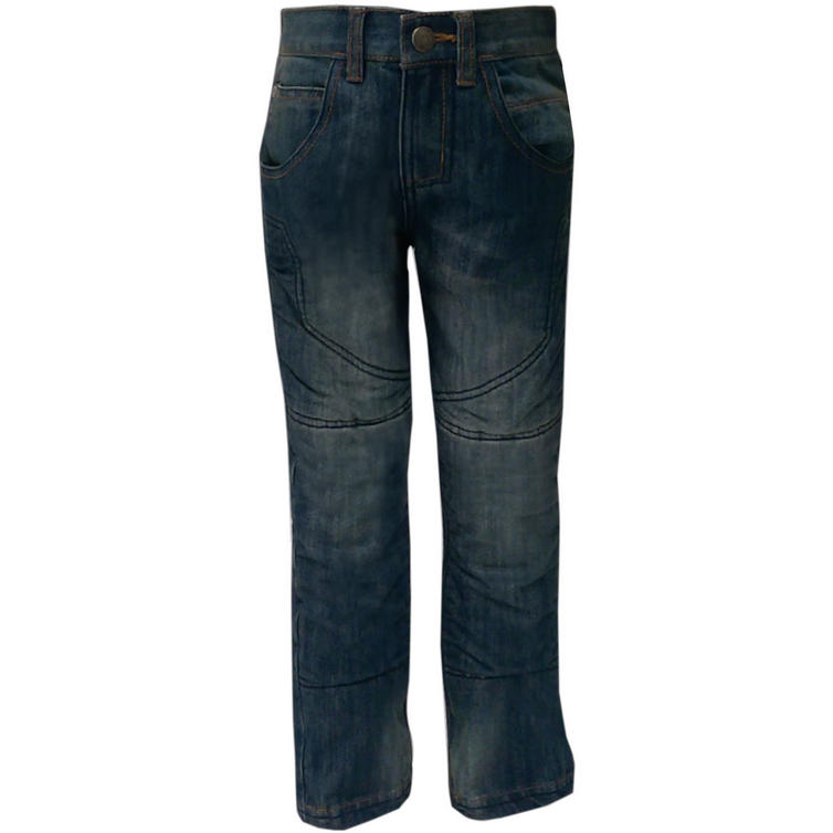 Bull-It SR4 Ice Blue Kids Motorcycle Jeans
