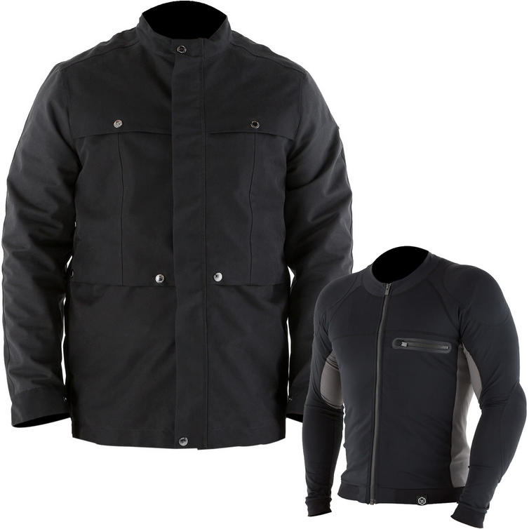 Knox Oulton Jacket with Action Armoured Shirt Package