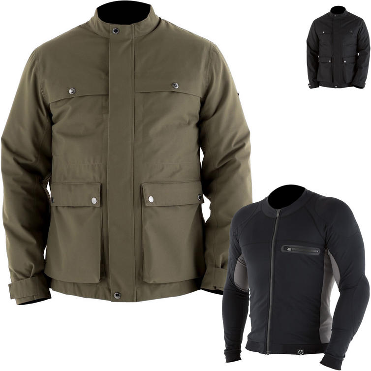 Knox Kenton Jacket with Action Armoured Shirt Package