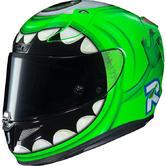 HJC RPHA 11 Mike Wazowski Disney Pixar Motorcycle Helmet