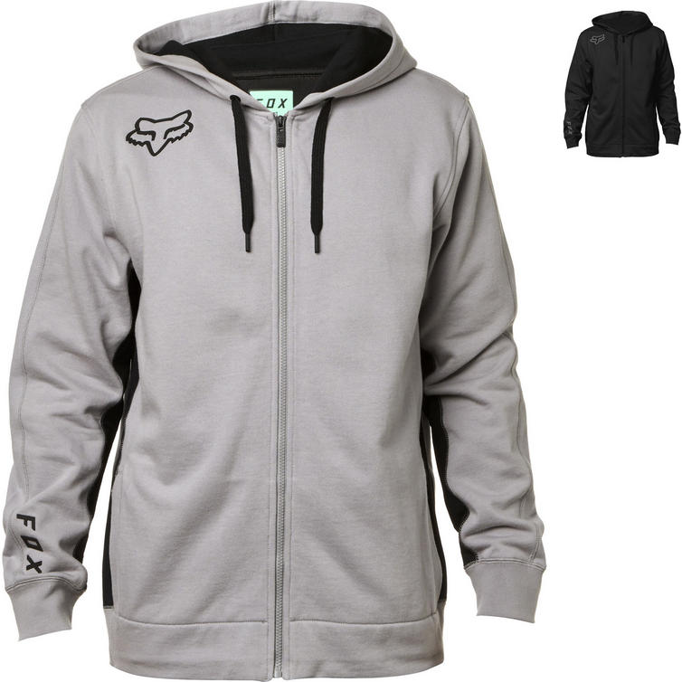 Fox Racing Redplate 360 Zip Fleece Hoodie