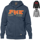 Fox Racing Race Team Sherpa Zip Fleece Hoodie