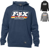 Fox Racing Throwback Pullover Fleece Hoodie