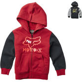 Fox Racing Supercharged Sherpa Youth Zip Fleece Hoodie