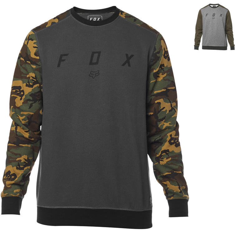 Fox Racing Destrakt Crew Fleece Top