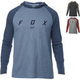 Fox Racing Tranzcribe Long Sleeve Knit Top
