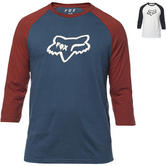 Fox Racing Czar Head Premium Raglan Top