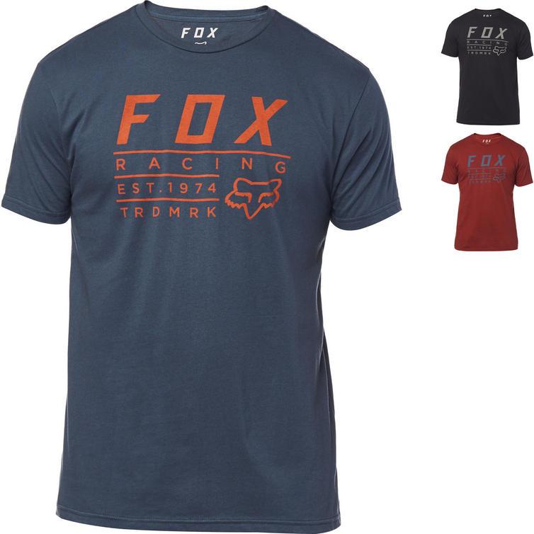 Fox Racing Trademark Short Sleeve Premium T-Shirt