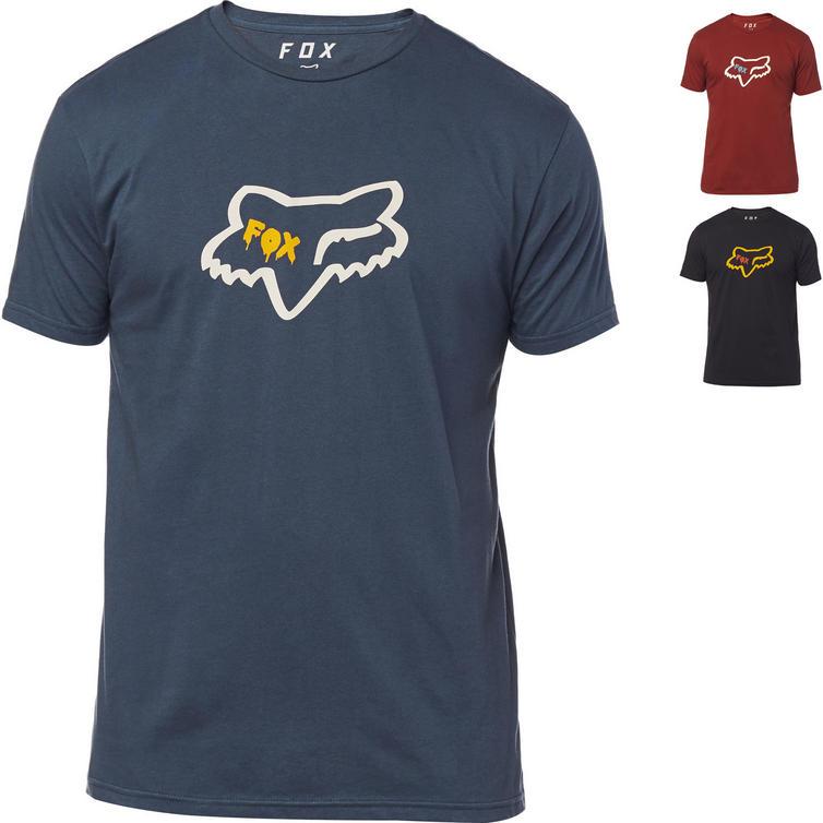 Fox Racing Czar Head Short Sleeve Premium T-Shirt