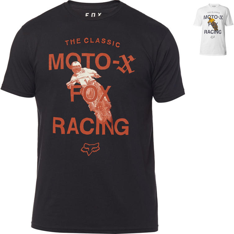 Fox Racing Classic Short Sleeve Premium T-Shirt