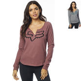 Fox Racing Thorn Airline Ladies Long Sleeve Top