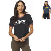 Fox Racing Race Team Ladies Crop Top