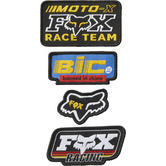 Fox Racing Patch Pack
