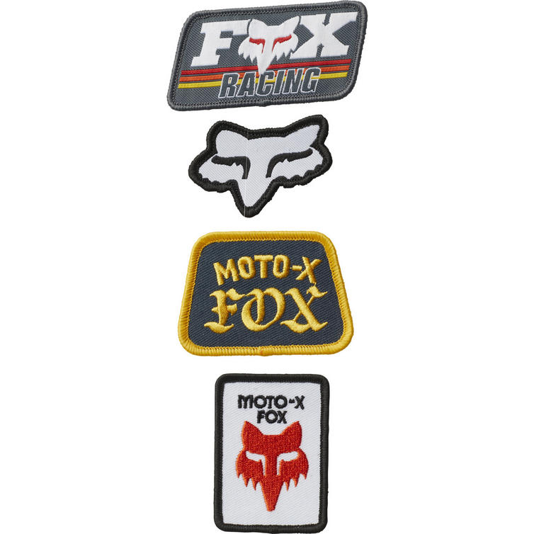 Fox Racing Race Day Patch Pack