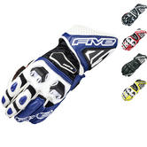 Five RFX1 Leather Motorcycle Gloves