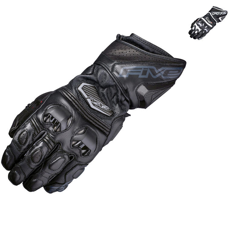 Five RFX3 Leather Motorcycle Gloves