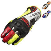 Five RFX4 Replica Leather Motorcycle Gloves