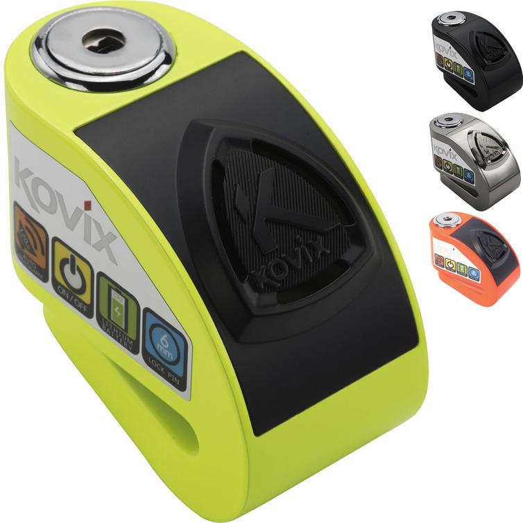 Kovix KD6 6mm Alarm Disc Lock