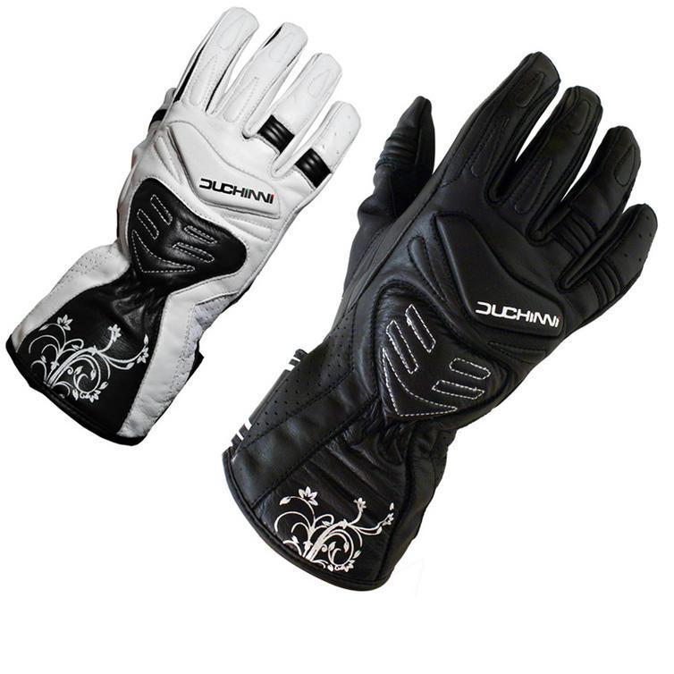 e7fa866f883bf Duchinni Bella Ladies Motorcycle Gloves - Ladies Gloves - Ghostbikes.com