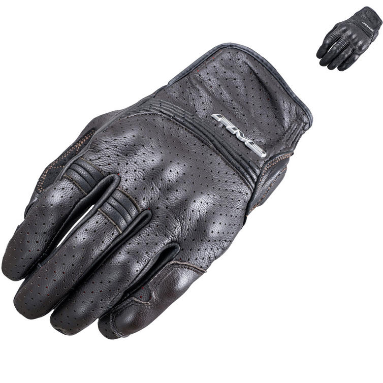 Five Sport City Leather Motorcycle Gloves