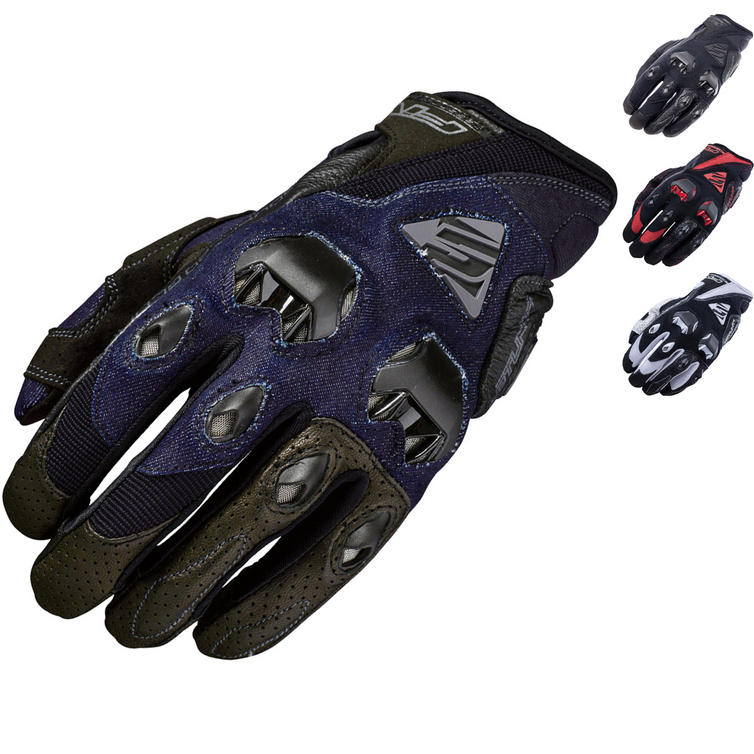 Five Stunt Evo Motorcycle Gloves