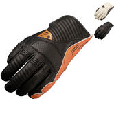 Five Arizona Leather Motorcycle Gloves