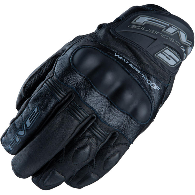 Five X-Rider WP Leather Motorcycle Gloves