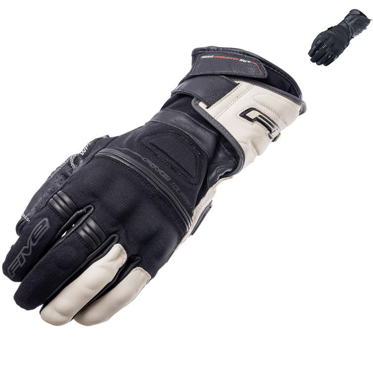 Five GT2 WP Leather Motorcycle Gloves