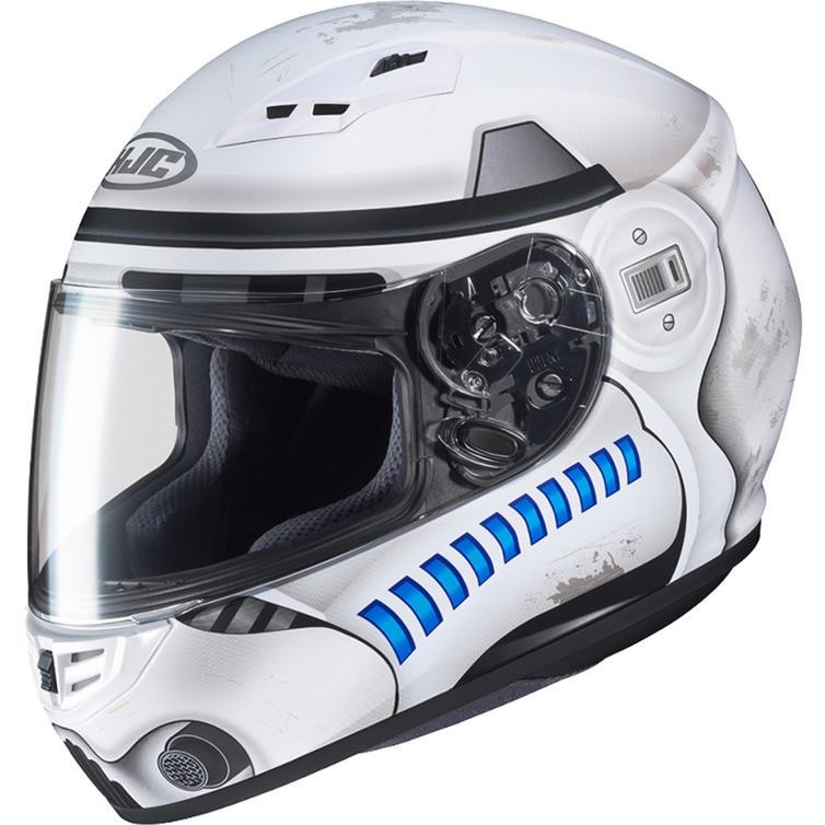 HJC CS-15 Star Wars Storm Trooper Motorcycle Helmet