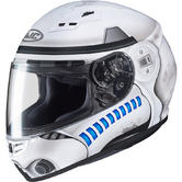 HJC CS-15 Star Wars Storm Trooper Motorcycle Helmet