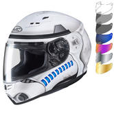 HJC CS-15 Star Wars Storm Trooper Motorcycle Helmet & Visor