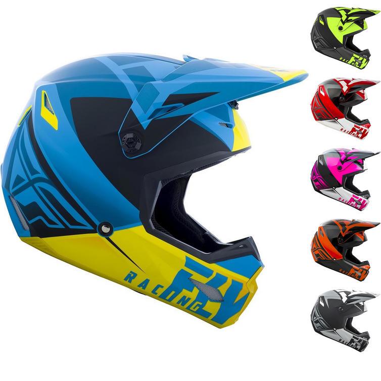 Fly Racing 2019 Elite Vigilant Motocross Helmet