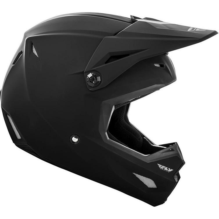 Fly Racing 2019 Elite Solid Motocross Helmet