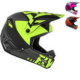 Fly Racing 2019 Elite Vigilant Youth Motocross Helmet