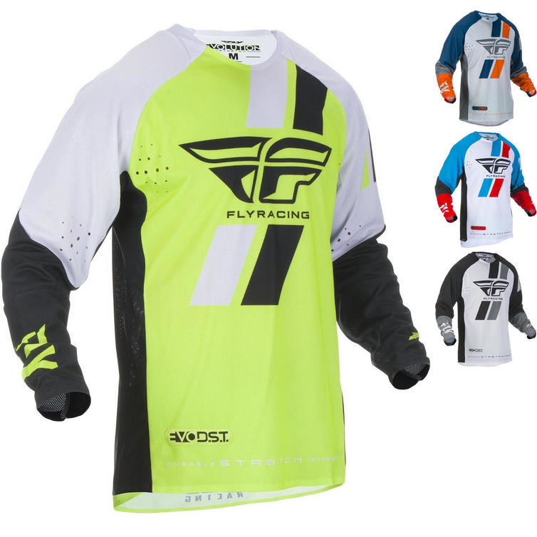 Fly Racing 2019 Evolution DST Motocross Jersey