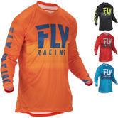 Fly Racing 2019 Lite Hydrogen Motocross Jersey