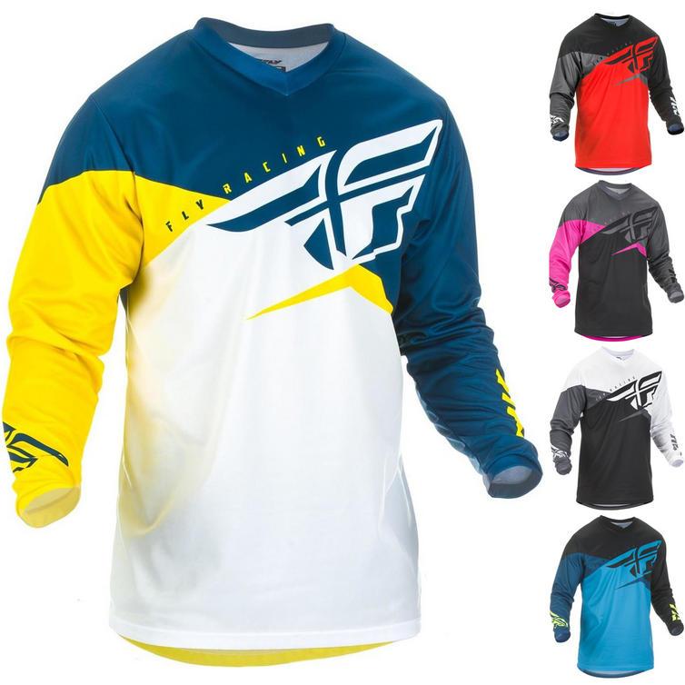 Fly Racing 2019 F-16 Motocross Jersey