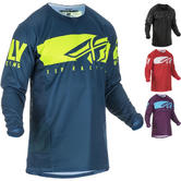 Fly Racing 2019 Kinetic Shield Youth Motocross Jersey