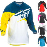 Fly Racing 2019 F-16 Youth Motocross Jersey