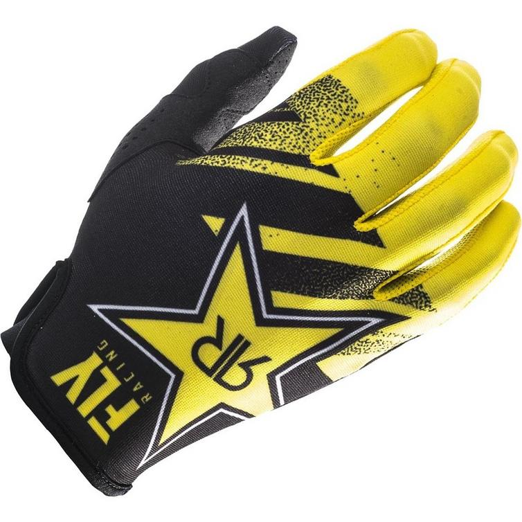 Fly Racing 2019 Lite Rockstar Motocross Gloves