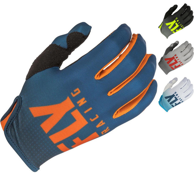 Fly Racing 2019 Lite Hydrogen Youth Motocross Gloves