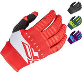 Fly Racing 2019 Kinetic Shield Youth Motocross Gloves