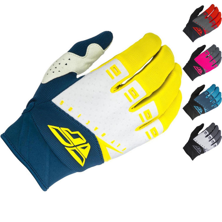 Fly Racing 2019 F-16 Youth Motocross Gloves