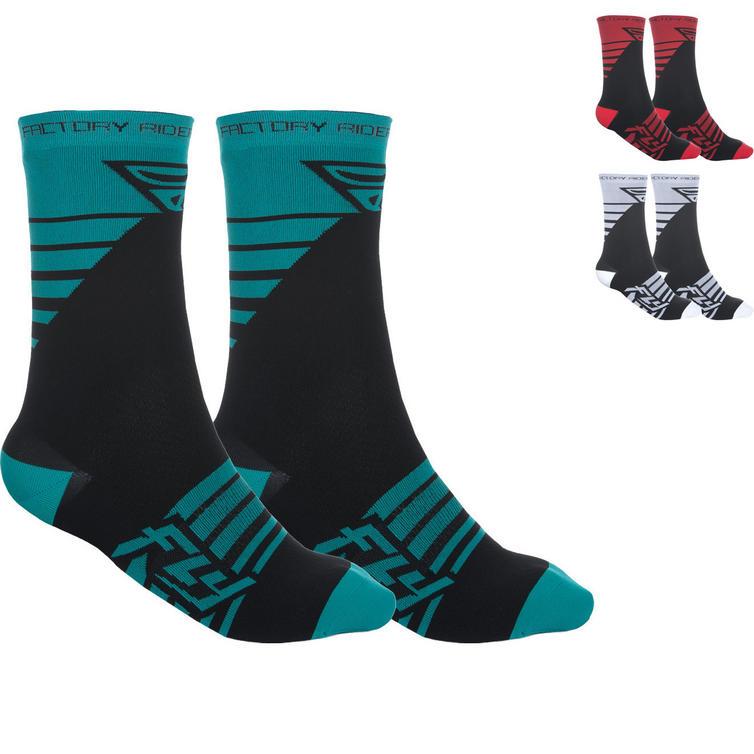 Fly Racing 2019 Factory Rider Motocross Socks