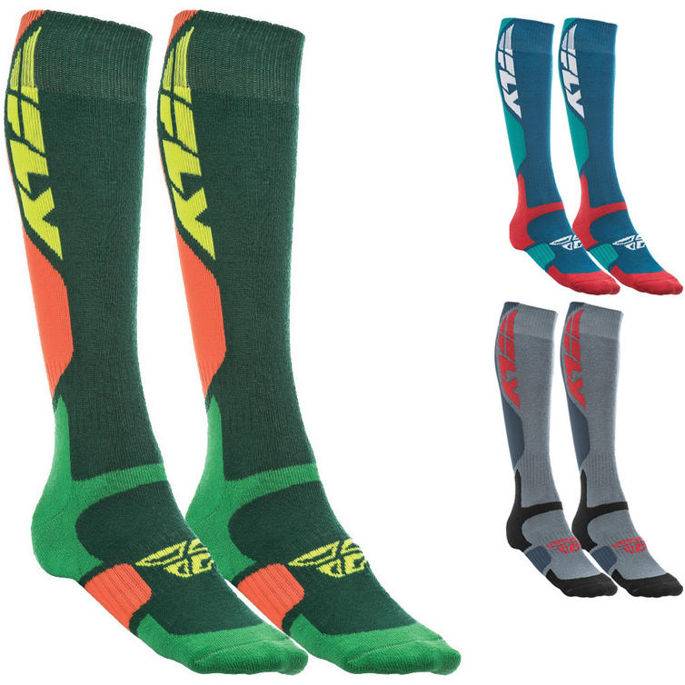 Fly Racing 2019 MX Pro Thick Motocross Socks